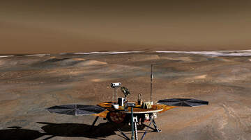Lisa Foxx - You Can Send A Piece Of Yourself To Mars On NASA's 2020 Mars Rover!