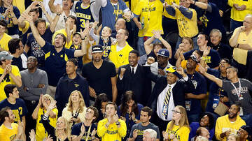 The Bottom Line - Ray Jackson Applauds Michigan For Recognizing The Fab Five Again
