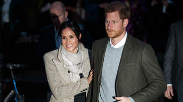 Entertainment News - Meghan Markle Wanted To 'Stick Around' UK Before Marrying Prince Harry