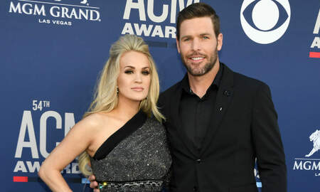Entertainment News - Carrie Underwood Shares Glimpse Of Her Workout With Husband Mike Fisher