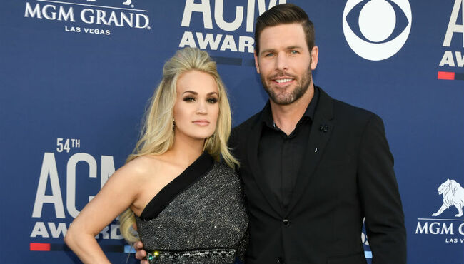 Carrie Underwood Shares Glimpse Of Her Workout With Husband Mike Fisher