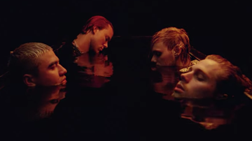 iHeartRadio Music News - 5 Seconds of Summer Share New Song Easier & Its Dark Music Video