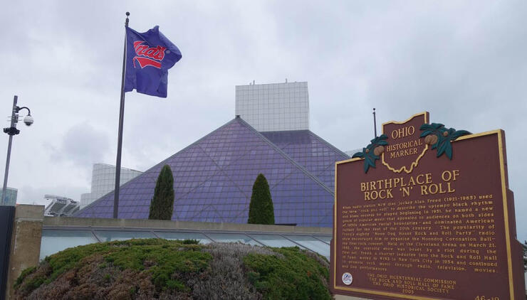 Rock Hall Of Fame Apologizes For Blasting Music Overnight  | iHeartRadio