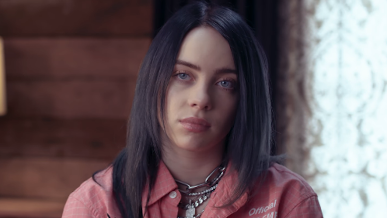 Billie Eilish: 'I'm still learning to take care of my mental health'