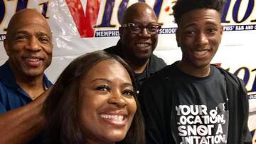 Mike Evans and The Memphis Morning Show - Memphis Student Tupac Shakur Moseley