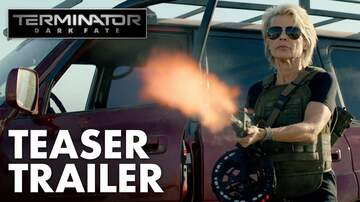 Call me Furious...... Mr. Furious! - CHECK IT!: First Trailer for Terminator: Dark Fate Released