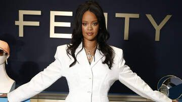 Entertainment News - Rihanna Opens Luxury Fenty Brand Pop-Up In Paris