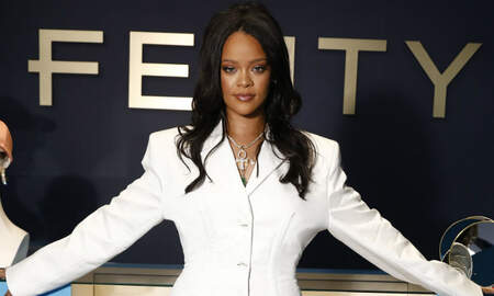 Trending - Rihanna Opens Luxury Fenty Brand Pop-Up In Paris