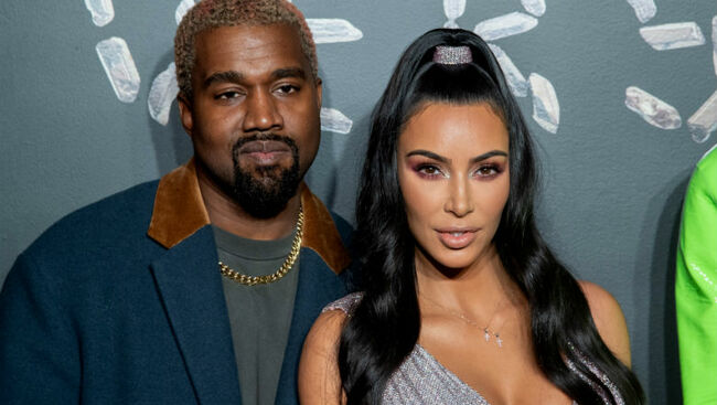 Kim Kardashian Announces New Kanye West Album 'Jesus Is King'