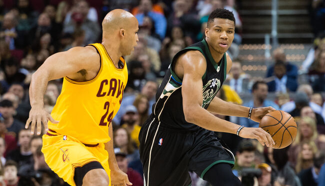Richard Jefferson: If Bucks lose series to Raptors, blame Giannis