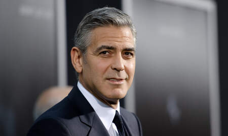 Entertainment News - George Clooney Reveals He Almost Died In Motorcycle Accident Last Year