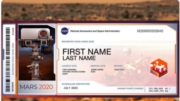 BC - NASA Will Send Your Name To Mars With The 2020 Rover