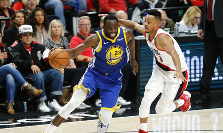 Costa and Richards - Jim Barnett: I Don't Think They'd Win Without Him[Draymond]