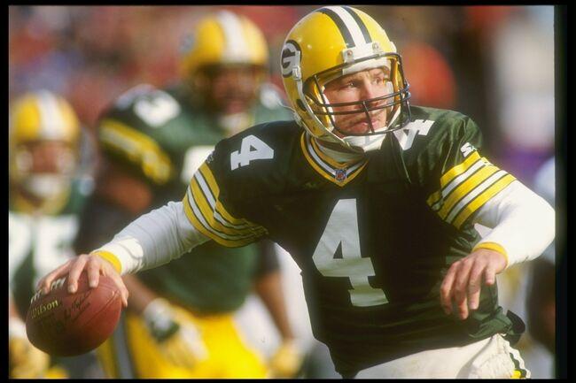 Throwback Thursday: Brett Favre's First Start