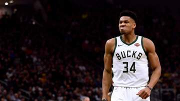 Bucks - Giannis Antetokounmpo Unanimous Selection to All-NBA First Team