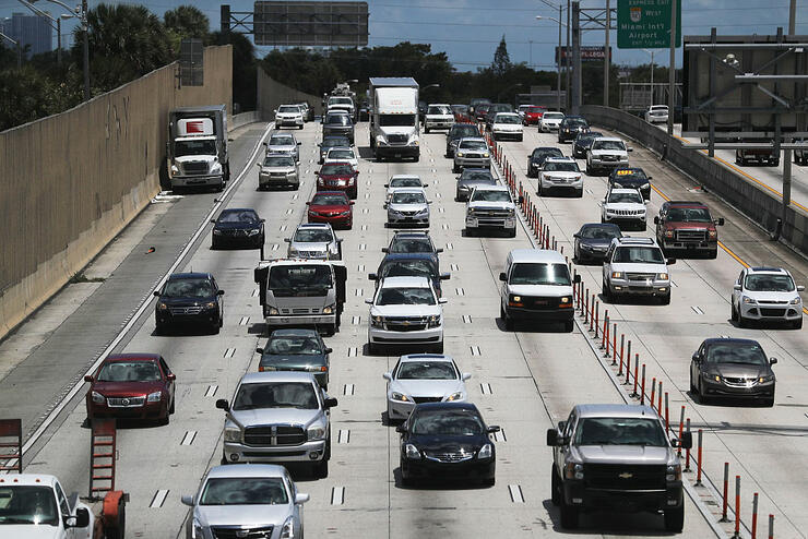 Record Travel Expected For Memorial Day Weekend