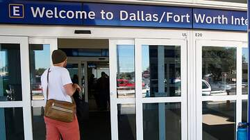 Texas News - Measles Case At DFW Airport