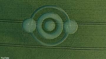 Coast to Coast AM with George Noory - First UK Crop Circle of 2019 Found