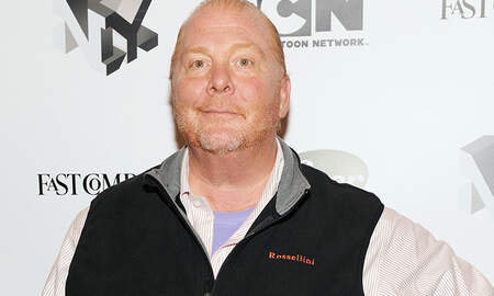 None - Celebrity Chef Mario Batali Facing Assault Charge in Boston