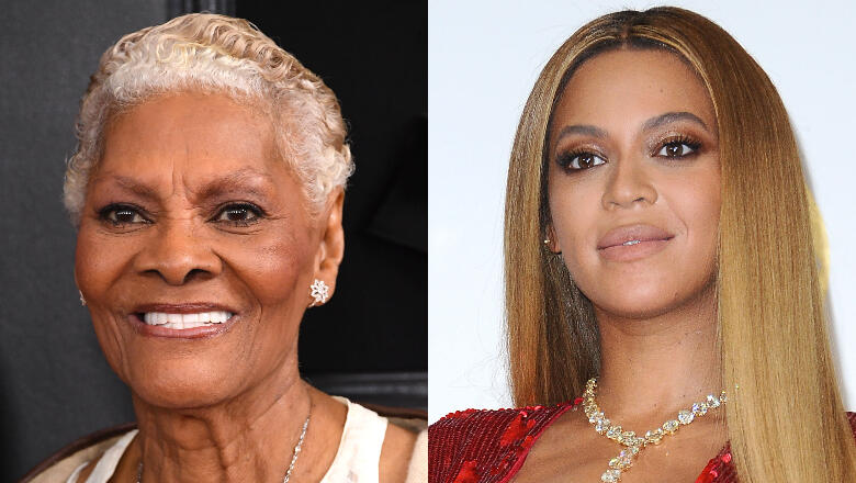 Dionne Warwick Doesn't Believe Beyonce Is An Icon Just Yet