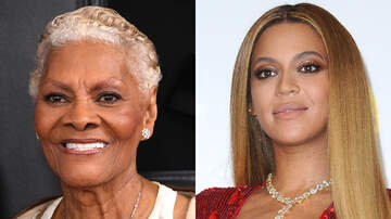 Entertainment - Dionne Warwick Doesn't Believe Beyonce Is An Icon Just Yet