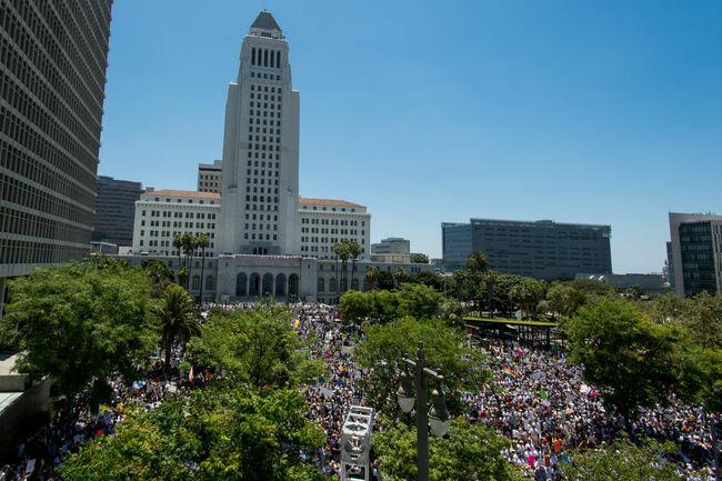 L.A. City Council Tentatively Approves Record $10.6 Billion Budget