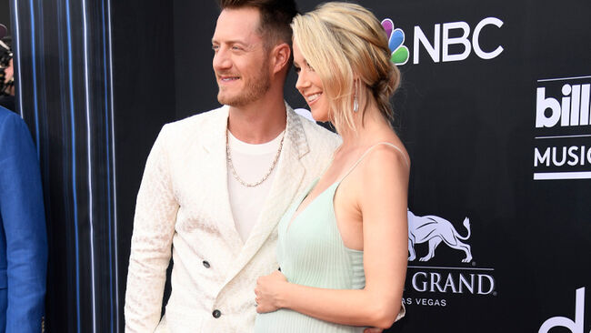 FGL's Tyler Hubbard and Wife Hayley Say 'Bonjour' From Paris