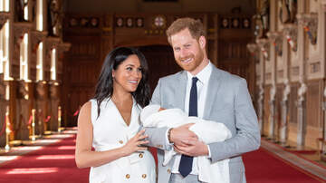 Entertainment News - Here's When Meghan Markle Will Bring Baby Archie To America