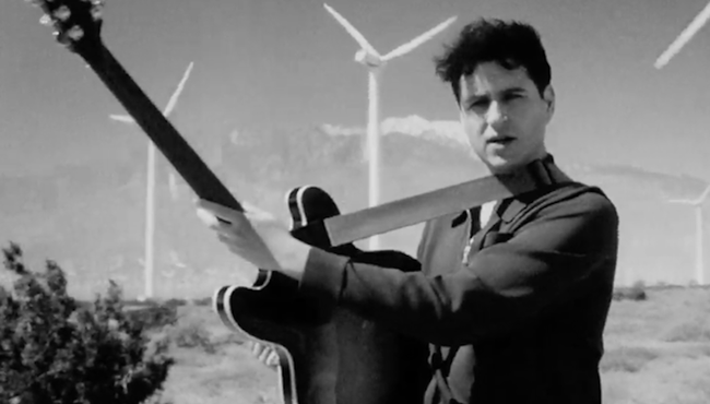 Vampire Weekend Cruise Through The California Desert In 'This Life' Video