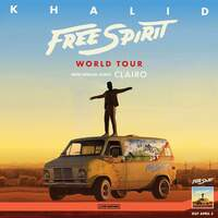 Enter To Win A Pair Of Tickets To See Khalid On July 1st @ Moda Center!
