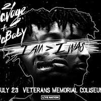 Enter To Win A Pair Of Tickets To See 21 Savage On July 23rd @ Veterans Memorial Coliseum!