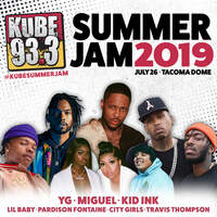 Enter To Win A Pair Of Tickets To Summer Jam On July 26th @ Tacoma Dome!