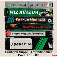 Enter To Win A Pair Of Tickets To See Wiz Khalifa On August 14th @ Sunlight Supply Amphitheater!