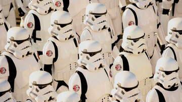 Jesse Lozano - Disneyland Is Looking to Recruit Stormtroopers