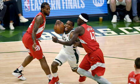 Bucks - Reaction: Raptors 105, Bucks 99 - Game 5