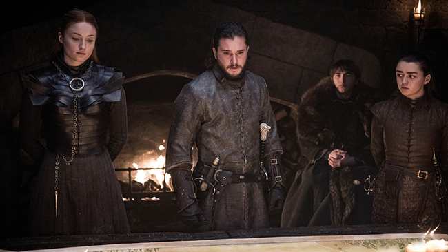 'Game Of Thrones' Writer Says Which Character Was Originally Going To Live