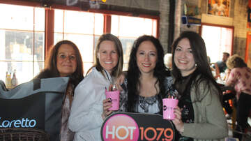 Photos - HOT 107.9 at The Press Room Pub (PHOTOS)