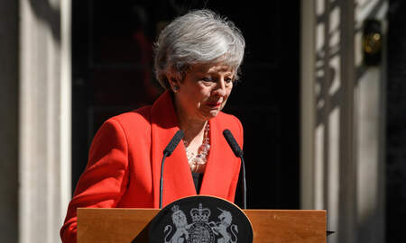 National News - British Prime Minister Theresa May Resigns Over Brexit Failures