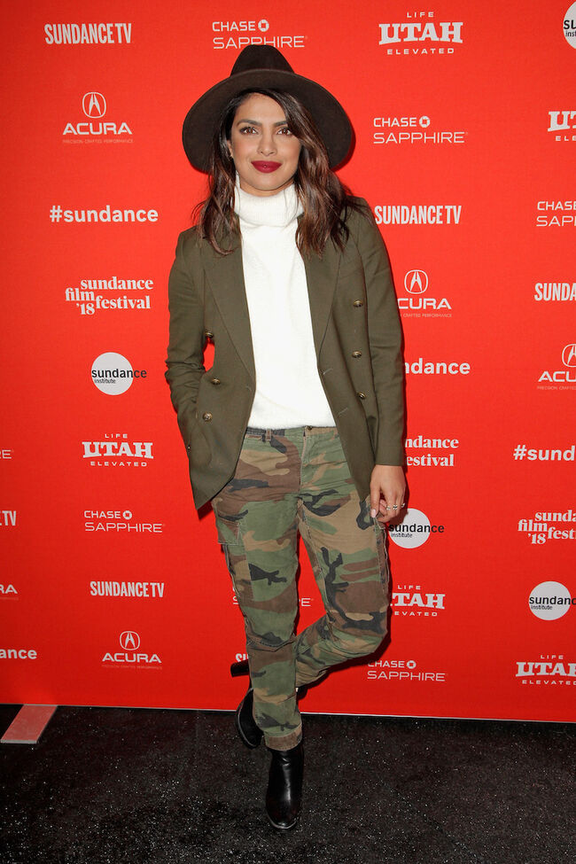 "2018 Sundance Film Festival - ""Burden The Park"" Premiere"