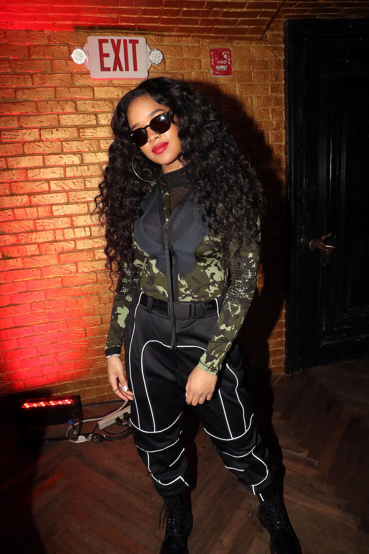 H.E.R In Concert - New York, NY