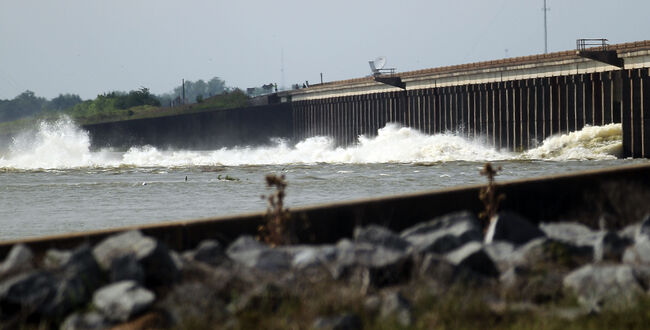 Army Corps To Open Spillway In Louisiana To Ease Flooding
