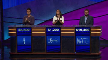 National News - Jeopardy! Champ Barely Keeps His Streak Alive, Inches Closer To $2 Million