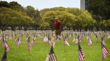 Local News - Memorial Day Events Set For Saturday