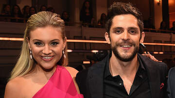 Headlines - Thomas Rhett + Kelsea Ballerini Come Together On 'Center Point Road' Single