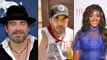 Headlines - Lee Brice, Tyler Rich, Mickey Guyton Added To Concert For Love & Acceptance