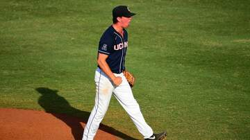 Baseball - UConn Baseball advances to The AAC Semi's with win over Wichita State