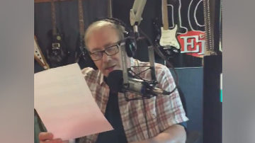 Corey & Patrick In The Morning - Corey's Week in Review - Studio Video from Friday!