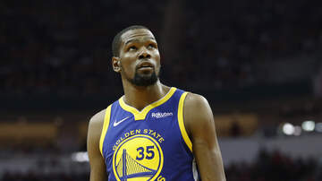 Angelina - Kevin Durant Most Likely Won't Make Game 1 of Finals