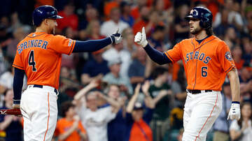 None - Astros Hold Off Red Sox