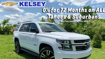 Lance McAlister - Kelsey Chevrolet Deal of the Day